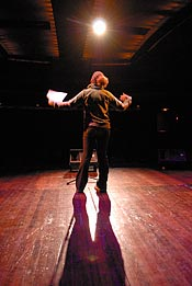 Poetry performance on tap this weekend