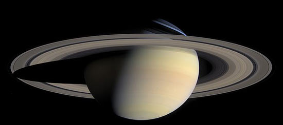 Curiosities: Why do some planets have rings?