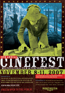 Small verson of Cinefest poster