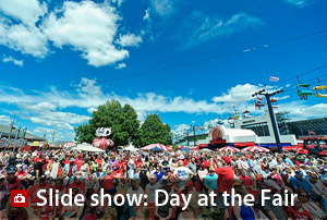 Slide show: A Day at the Fair