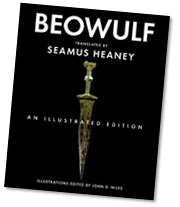 Cover of Beowulf: An Illustrated Edition