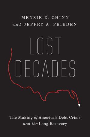 bookcover of Lost Decades