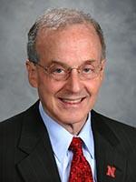 Photo: Chancellor Harvey Perlman