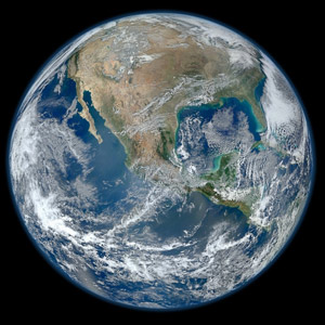 Image: Blue Marble 2012