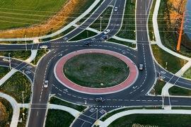 Photo: Roundabout