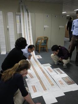 Photo: Researchers on the Chikyu