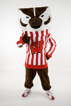 Photo Bucky Badger