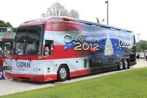 Photo: C-SPAN bus