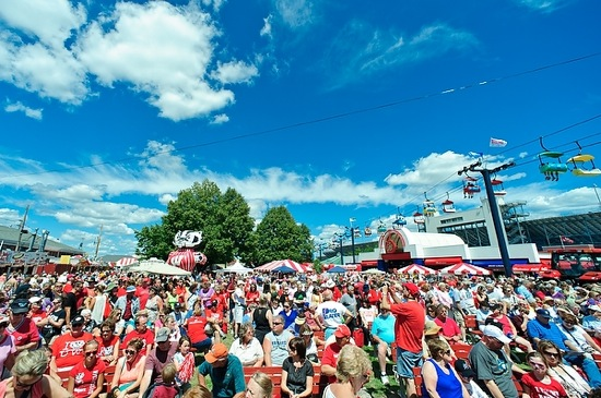 Photo: State Fair panorama