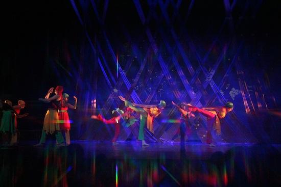 Photo: UW–Madison dance performance