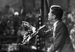 Photo: John F. Kennedy