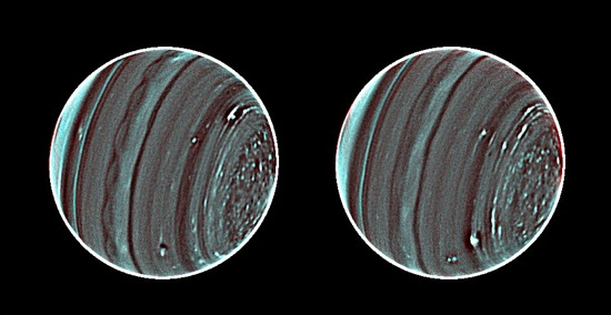 Photo: Weather on Uranus