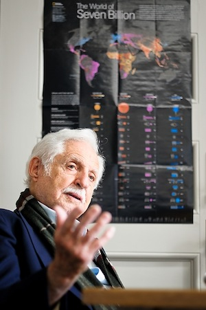 Photo: Carl Djerassi