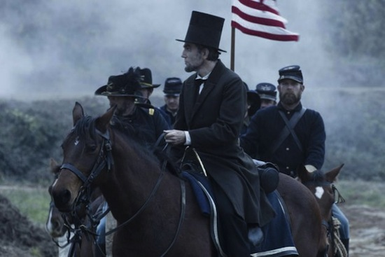 Photo: Still from Lincoln movie