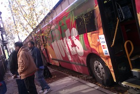 Photo: Fresh Moves bus