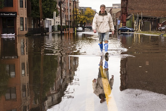 Photo: Hurricane Sandy flooding
