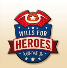 Logo: Wills for Heroes program