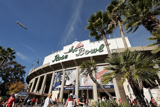 Photo: Rose Bowl Stadium
