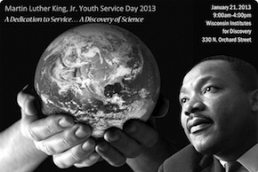 Photo: MLK Day of Service