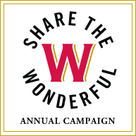 logo: share the wonderful campaign