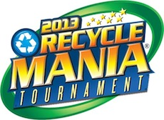 Image: RecycleMania logo