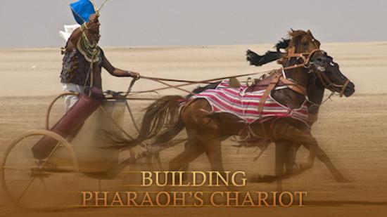 Image: Pharaoh's Chariot documentary