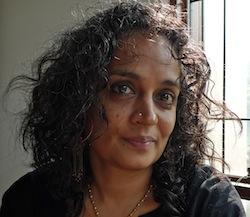 Photo: Arundhati Roy