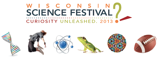 Image: Wisconsin Science Festival logo