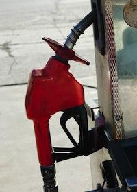 Photo: Gas pump