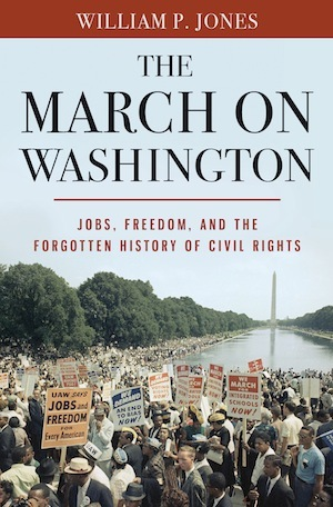 Photo: cover of March on Washington book