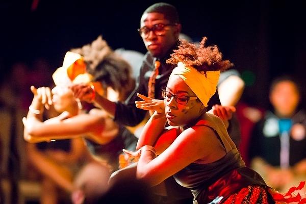 Photo: Dancers