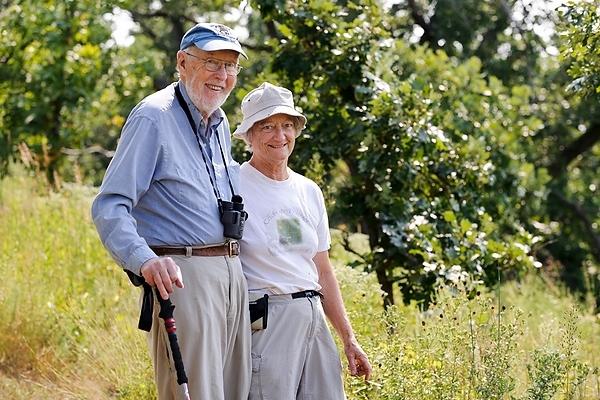 Photo: Tom and Kathie Brock