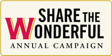 Logo: Share the Wonderful