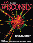 Cover image from fall 2008 On Wisconsin