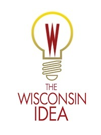 Graphic: Wisconsin Idea light bulb