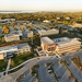 Photo: Aerial view of University Research Park buildings