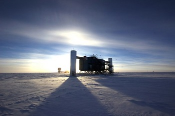 The IceCube Laboratory at the Amundsen-Scott South Pole Station