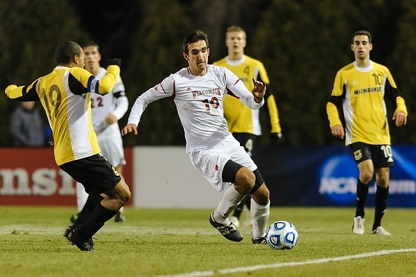 Badger men's soccer