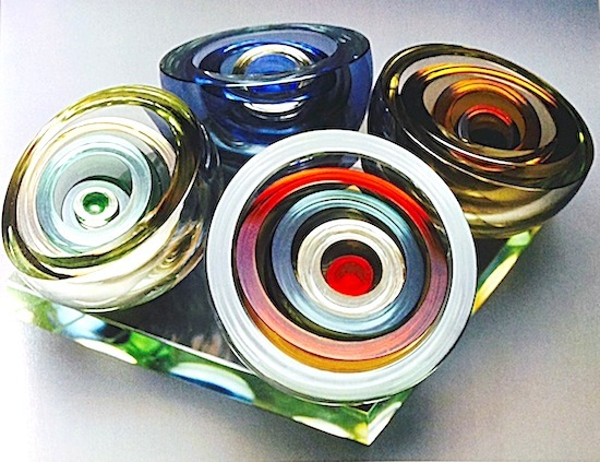 Littleton glass creation