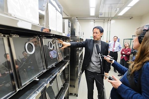 Flu lab and Kawaoka