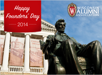 Graphic: Founders' Day logo