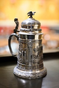 Photo: Beer stein in Der Stiftskeller