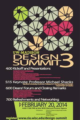 Design Simmit 3 poster