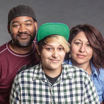 Photo: Khari, Eli and Amy