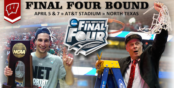 Final Four Badgers