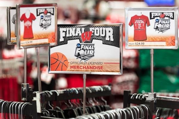 Final Four merchandise