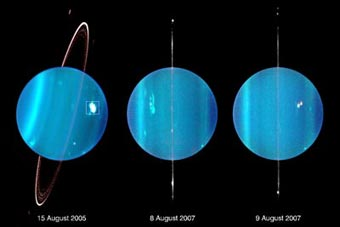 Images of Uranus