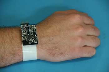 Photo: Medcuff prototype