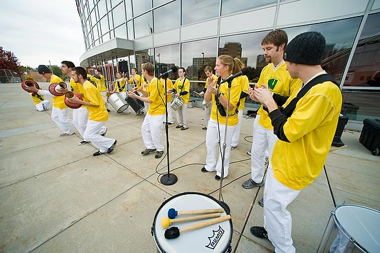 Photo of World Percussion