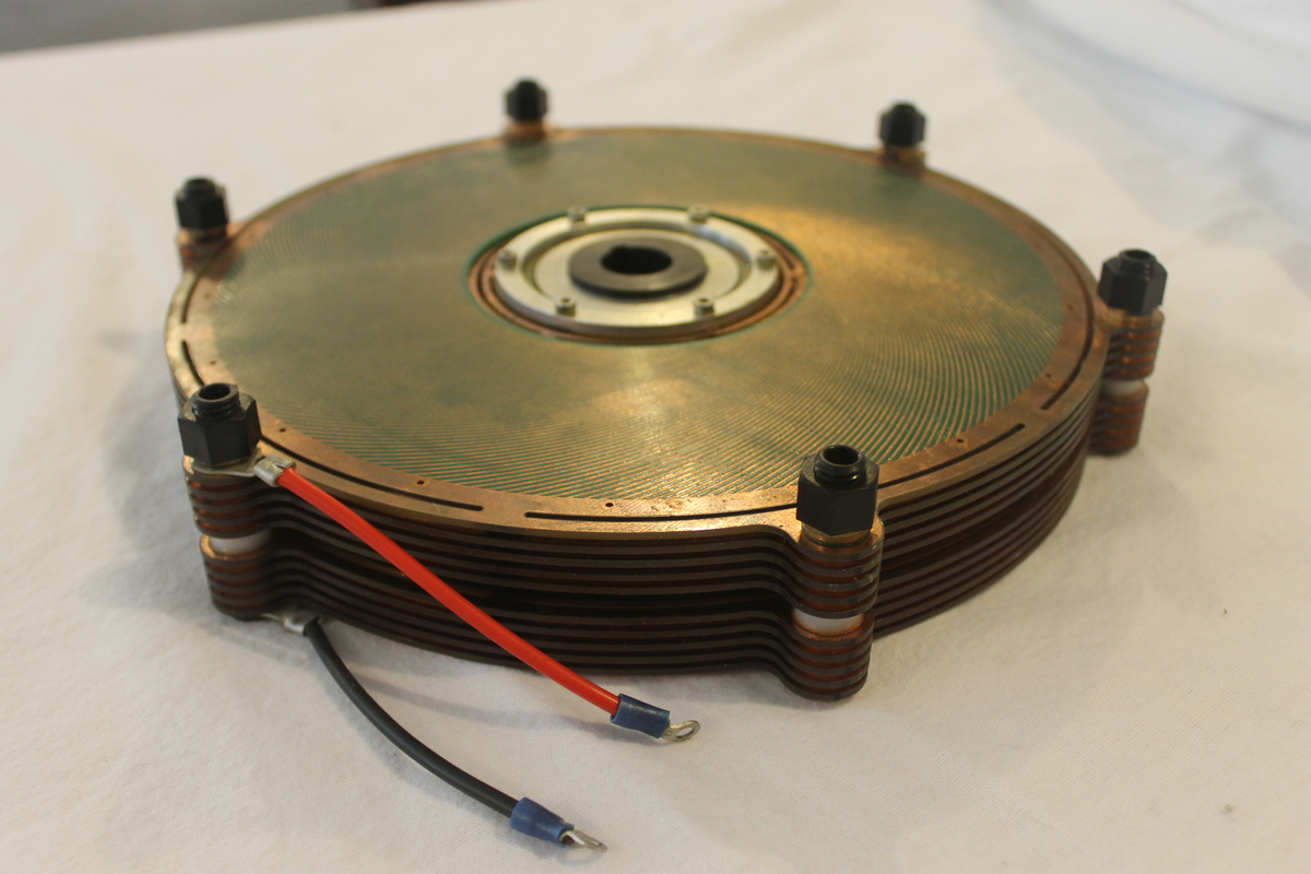 Prototype electric motor